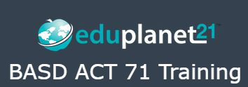 BASD ACT 71 Training Link
