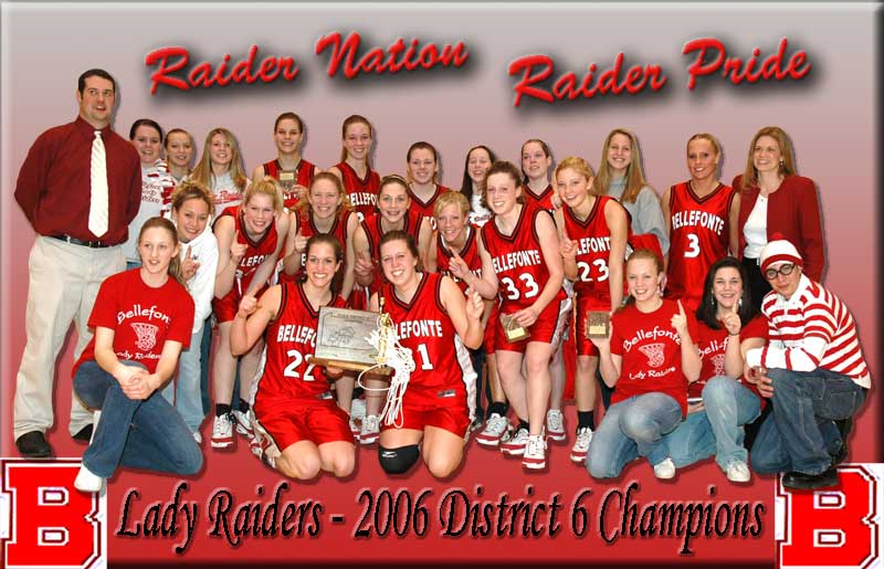 2006 District Champs