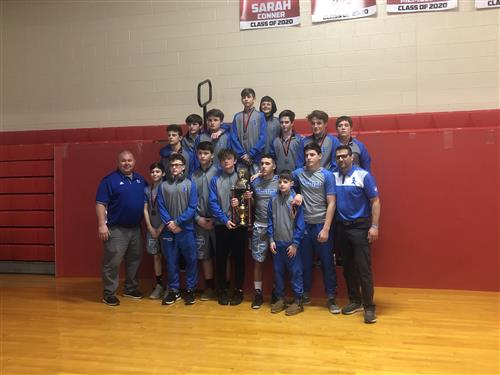 2020 Team Champs Connellsville