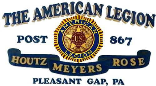 American Legion Pleasant Gap