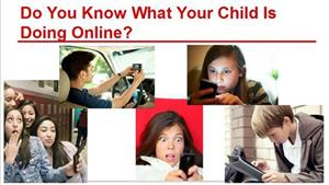 Do you know what your child is doing online?