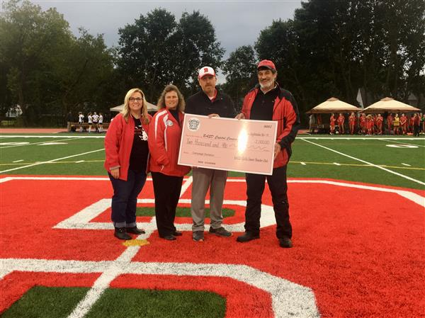 booster club donation 19