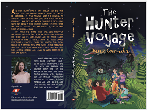 the hunter voyage