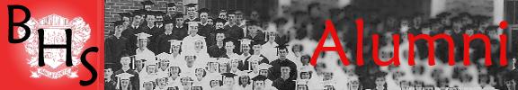 BHS Alumni Banner