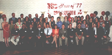 25th Class Reunion Photo