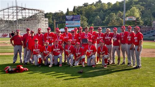 Baseball District 6 Champions