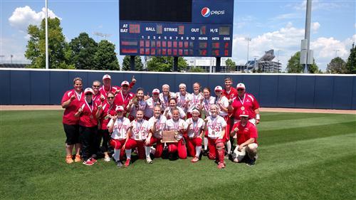 Softball District 6 Champions