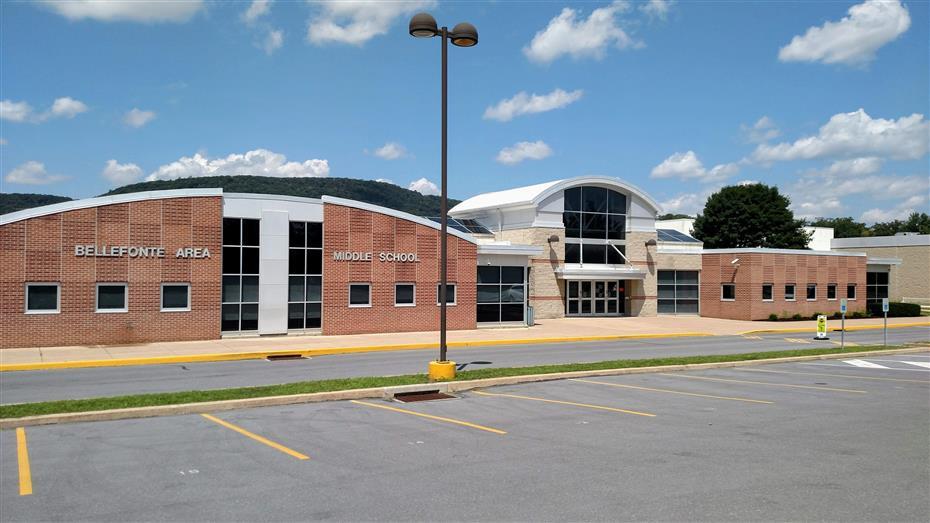 Bellefonte Area Middle School Bellefonte Area Middle School